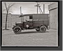 Motor Ambulance April 1918 National Archives Identifier 52557583